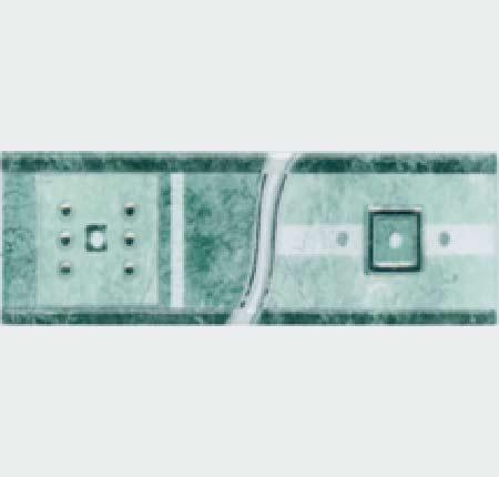 Silva green 0183 szegő csempe